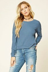 Forever 21 Contemporary Boxy Sweatshirt