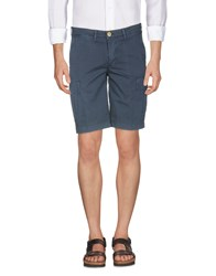0 Zero Construction Bermudas Dark Blue
