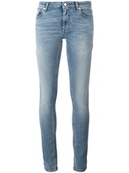 Givenchy Skinny Fit Jeans Blue