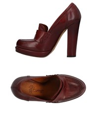 Eva Turner Loafers Cocoa