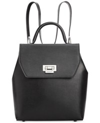 Royce Leather Italian Saffiano Convertible Tote With Rfid Blocking Anti Theft Technology