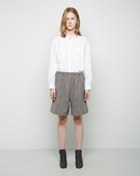 A Detacher Phillip Shorts Grey