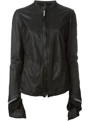 Isaac Sellam Experience Zip Jacket Black