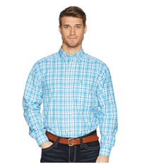 Ariat Lonnie Shirt Multi Long Sleeve Button Up