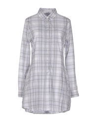 North Sails Dresses Short Dresses Women Light Grey