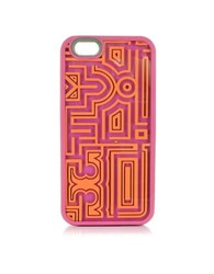 Tory Burch Gallery Game Silicon Iphone 6 Cover Fuchsia