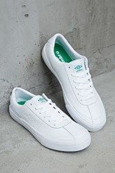 Forever 21 Umbro Low Top Sneakers White Green
