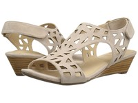 Me Too Sienna Blush Nude Women's Wedge Shoes Beige