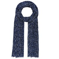 Gerard Darel Glory Scarf Blue