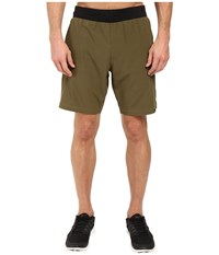 Prana Overhold Shorts Cargo Green Men's Shorts