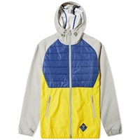 Barbour Gable Jacket Yellow