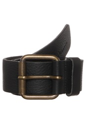 Nudie Jeans Serrason Belt Black