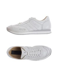 Cesare Paciotti 4Us Footwear Low Tops And Trainers Men White
