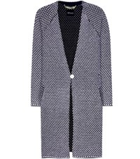 81 Hours Maliko Wool And Cashmere Cardigan Blue