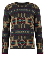 Nuur Jumper Charcol Anthracite
