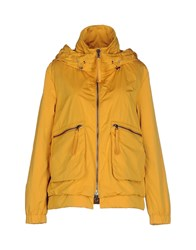 Geox Coats And Jackets Jackets Women Ocher