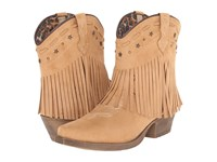 Dingo Cassidy Brown Cowboy Boots