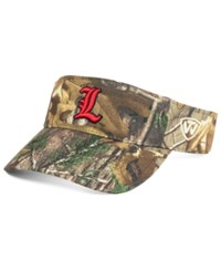 Top Of The World Louisville Cardinals Rtx Visor Camo