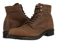 Wolverine Kilometer Light Brown Leather Men's Work Boots