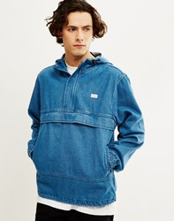 The Hundreds Cruiser Anorak Jacket Blue