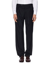 Belvest Trousers Casual Trousers Men Dark Blue