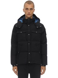 Ciesse Piumini Alaska Hooded Cotton Down Jacket Asphalt