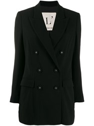 L'autre Chose Double Breasted Oversized Blazer 60