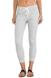 291 Birds Relaxed Slouchy Sweatpant Gray