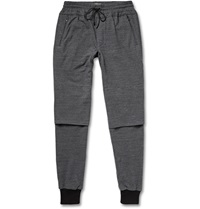 Public School Cotton Terry Sweatpants Gray