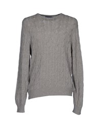 Ralph Lauren Purple Label Sweaters Grey