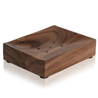 Moeve Natural Wood Soap Dish