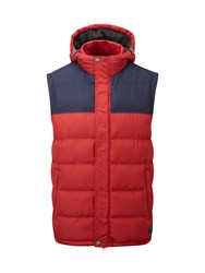 Tog 24 Men's Freeze Mens Tcz Thermal Gilet Red