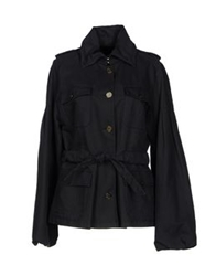 Coast Weber And Ahaus Full Length Jackets Dark Blue