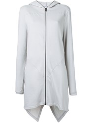 First Aid To The Injured Scarpa Hoodie Women Cotton 2 Grey