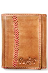 Rawlings Sports Accessories Men's Baseball Stitch Wallet