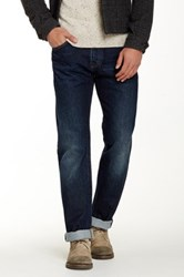 Ben Sherman Straight Leg Jean Blue