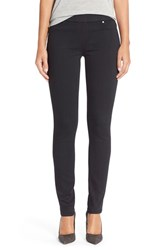 Liverpool Jeans Company Petite Women's 'Sienna' Pull On Knit Denim Leggings Indi Overdye