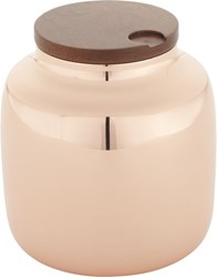Cb2 Capsule Copper Canister