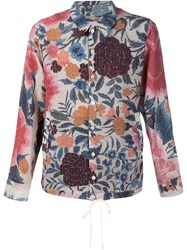 By Walid Floral Print Shirt Multicolour