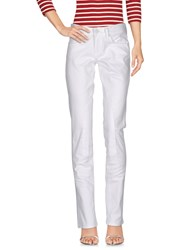 Ralph Lauren Black Label Jeans White