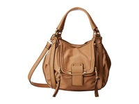 Kooba Mini Jonnie Camel Satchel Handbags Tan