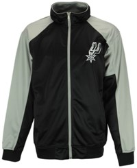Majestic Men's San Antonio Spurs Geo Track Jacket