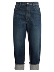 Golden Goose Kin Boyfriend Jeans Dark Denim