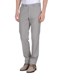 Reporter Casual Pants Light Grey