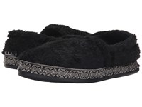 Woolrich Whitecap Black Women's Slippers