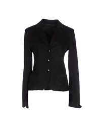 Carlo Chionna Suits And Jackets Blazers Women Black