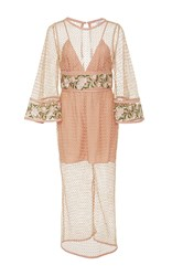 Alice Mccall Can't Get Better Than This Dress Light Pink