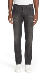 Versace Men's Embellished Pocket Straight Leg Jeans