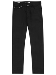 Reiss Coco Slim Fit Jeans Black