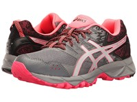 Asics Gel Sonoma 3 Carbon Silver Diva Pink Women's Running Shoes Gray
